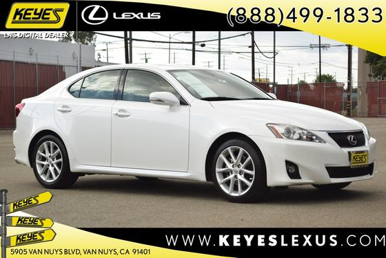 2013 Lexus IS 250:22 car images available