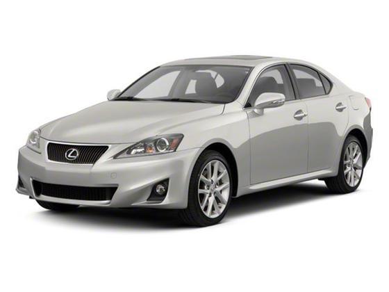 2012 Lexus IS 250 : Car has generic photo