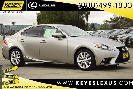 2014 Lexus IS 250:20 car images available