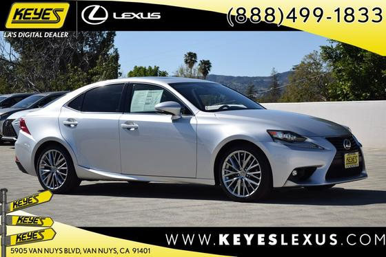 2015 Lexus IS 250:22 car images available
