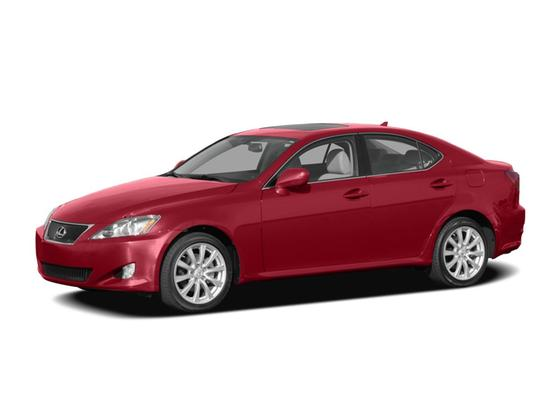 2006 Lexus IS 250 : Car has generic photo