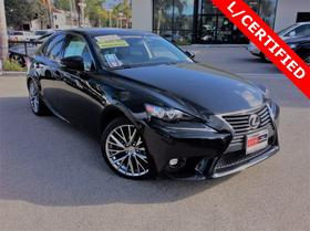 2015 Lexus IS 250:15 car images available