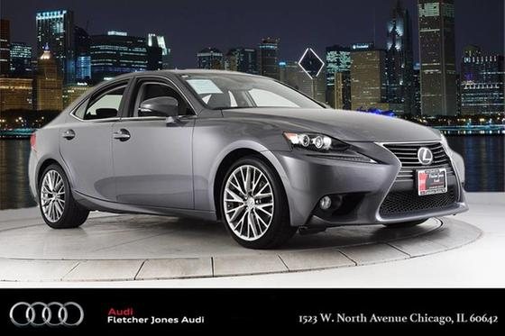 2014 Lexus IS 250:24 car images available