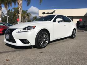 2015 Lexus IS 250:9 car images available