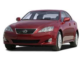 2009 Lexus IS 250 : Car has generic photo