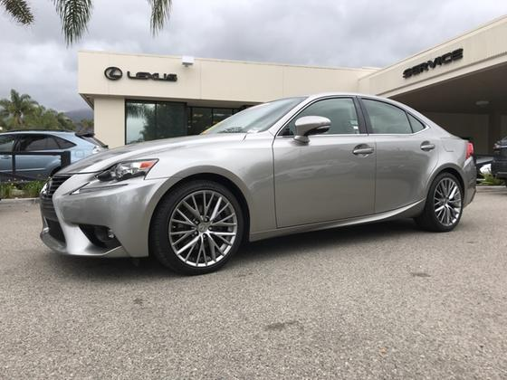 2015 Lexus IS 250:18 car images available