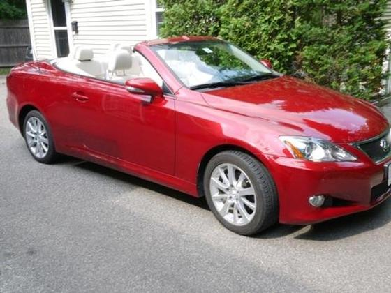 2010 Lexus IS 250C:4 car images available