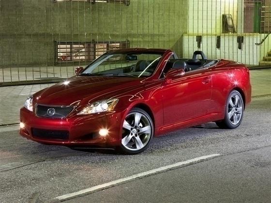 2012 Lexus IS 250C : Car has generic photo