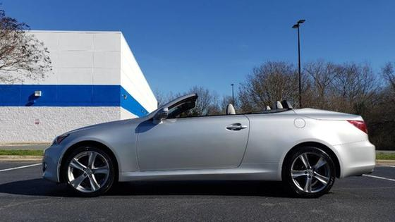 2012 Lexus IS 250C
