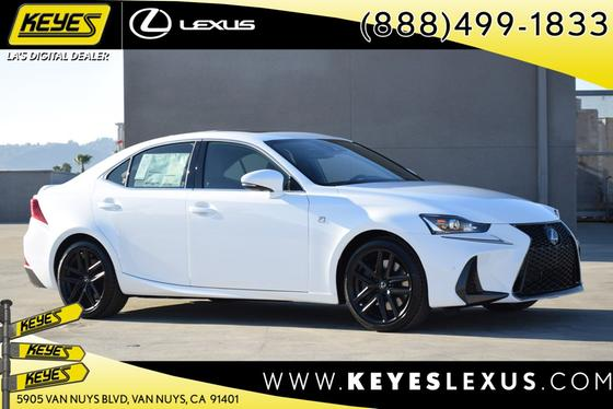 2018 Lexus IS 300 F Sport:17 car images available