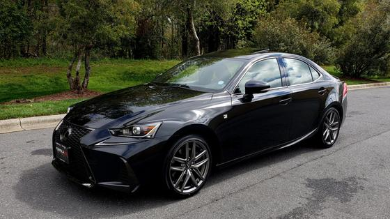 2017 Lexus IS 300 F Sport:24 car images available