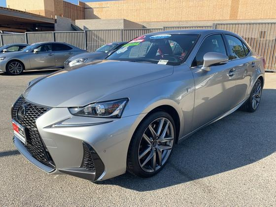 2018 Lexus IS 300:19 car images available