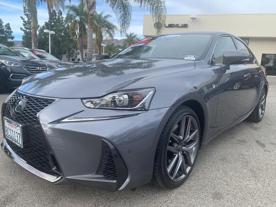 2018 Lexus IS 300:7 car images available