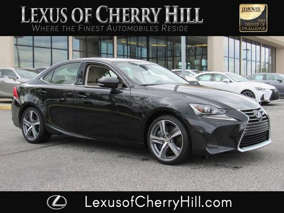 2017 Lexus IS 300:24 car images available