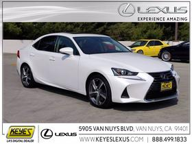 2018 Lexus IS 300:24 car images available