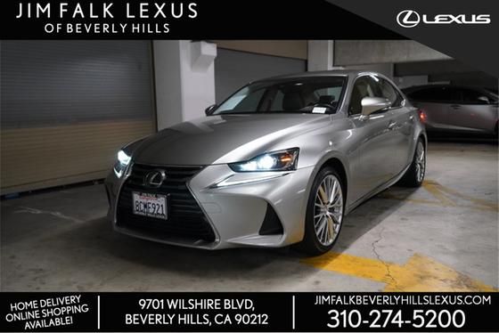 2018 Lexus IS 300:13 car images available