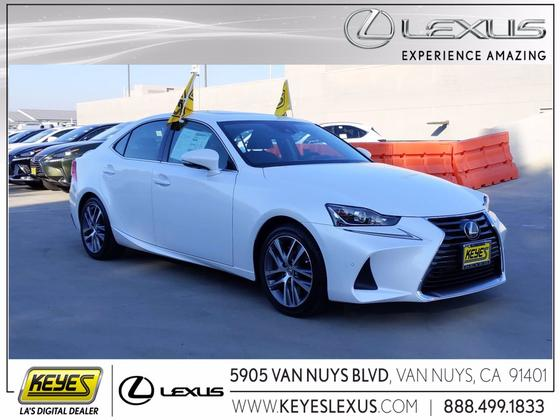 2020 Lexus IS 300:24 car images available