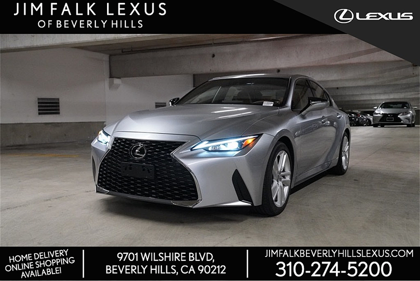 2021 Lexus IS 300:11 car images available