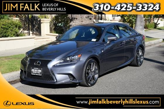2016 Lexus IS 350 F Sport:24 car images available
