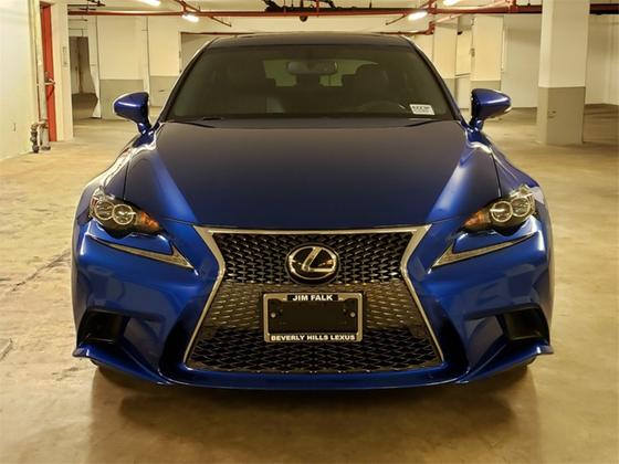 2016 Lexus IS 350 F Sport