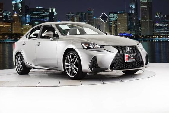 2017 Lexus IS 350 F Sport:24 car images available