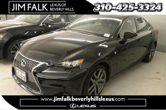 2015 Lexus IS 350:2 car images available