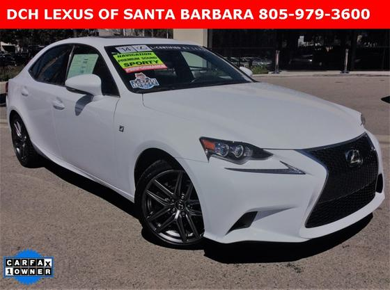 2014 Lexus IS 350:16 car images available