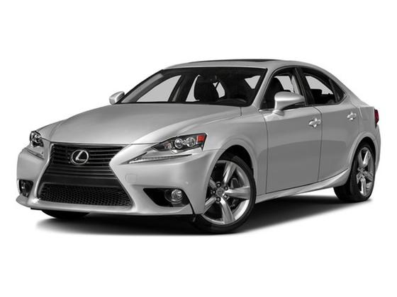 2016 Lexus IS 350 : Car has generic photo