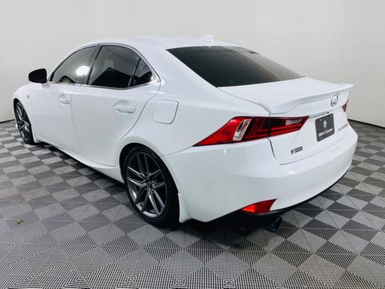 2016 Lexus IS 350