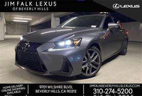 2018 Lexus IS 350:23 car images available