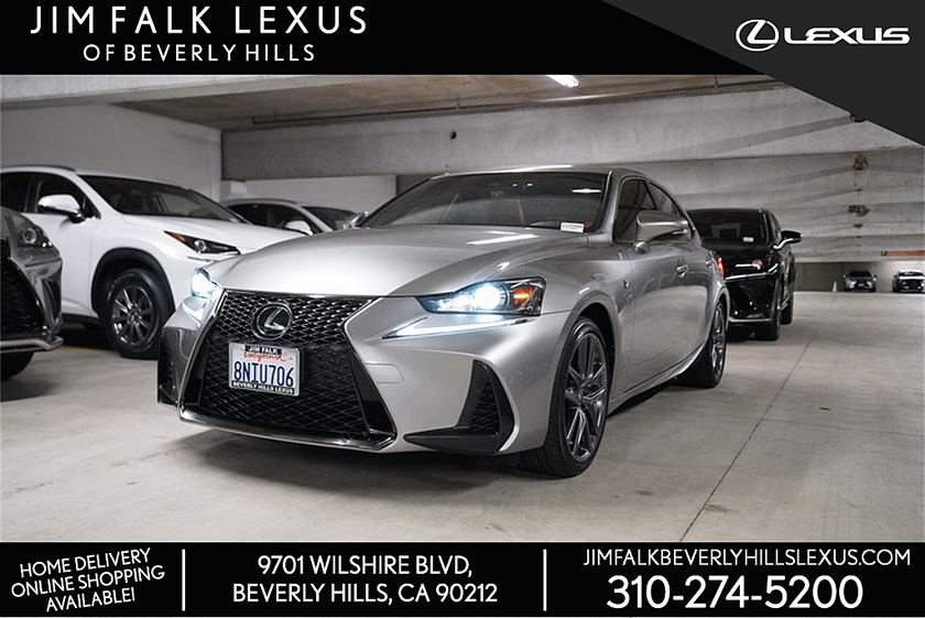 2020 Lexus IS 350:14 car images available