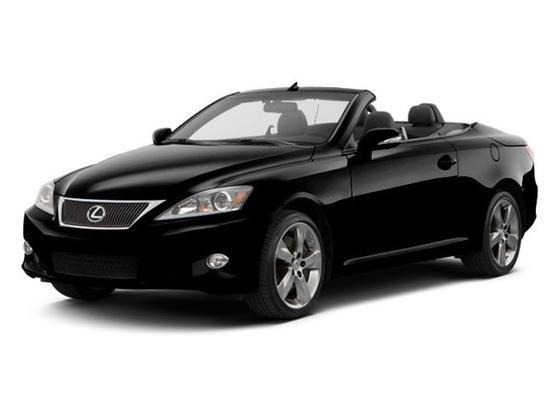 2010 Lexus IS 350C : Car has generic photo