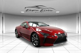 2018 Lexus LC 500:24 car images available
