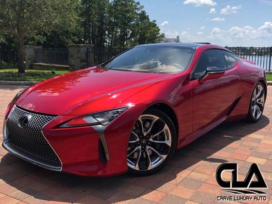 2019 Lexus LC 500:24 car images available
