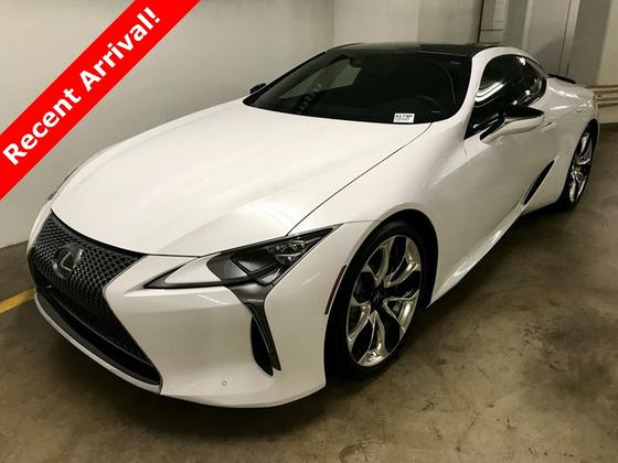 2018 Lexus LC 500:2 car images available
