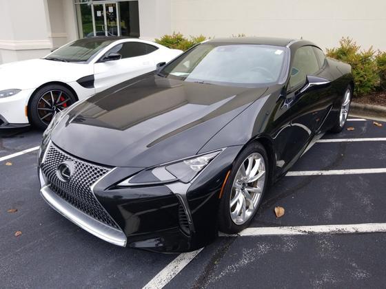 2018 Lexus LC 500:3 car images available