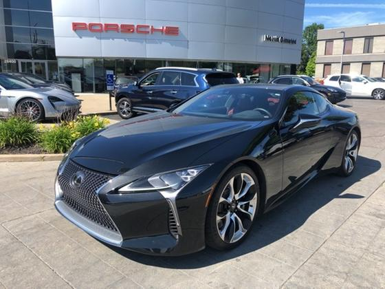2018 Lexus LC 500:22 car images available
