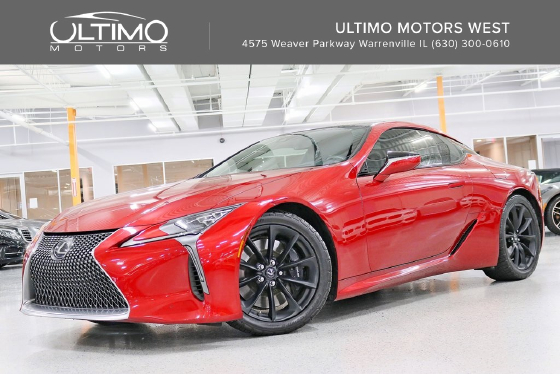 2018 Lexus LC 500:6 car images available