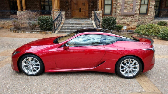 2018 Lexus LC 500h:6 car images available