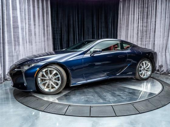 2018 Lexus LC 500h:24 car images available