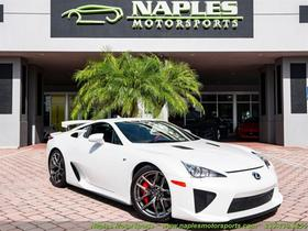 2012 Lexus LFA :24 car images available