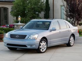 2003 Lexus LS 430 : Car has generic photo