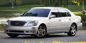 2004 Lexus LS 430 : Car has generic photo