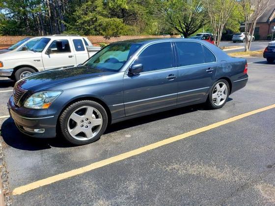 2006 Lexus LS 430:4 car images available