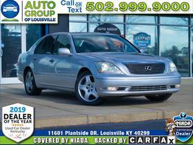2006 Lexus LS 430:24 car images available