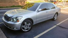 2006 Lexus LS 430:13 car images available