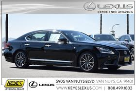 2017 Lexus LS 460 F Sport:24 car images available