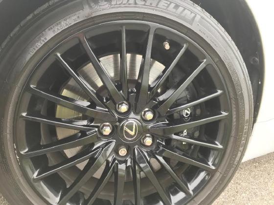 2015 Lexus LS 460 F Sport