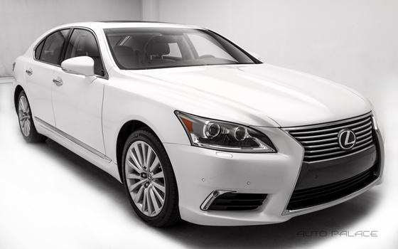2017 Lexus LS 460:24 car images available