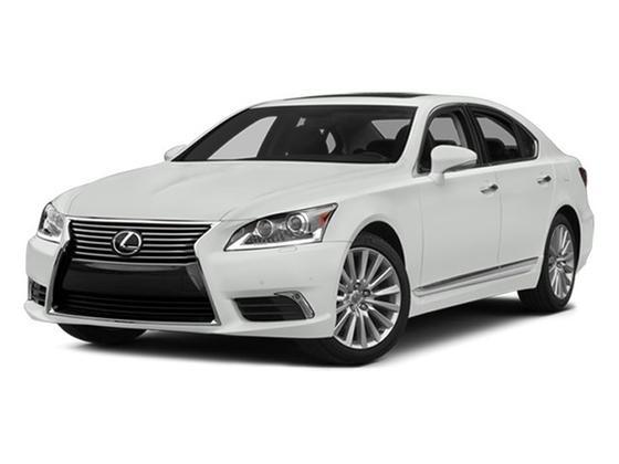 2013 Lexus LS 460 : Car has generic photo